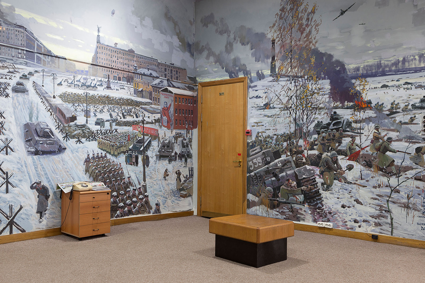WAR ROOMS, War Room 2 – Moscow Diorama